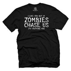 Zombies Vintage Men's T Shirt