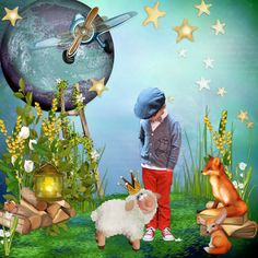 The Spring of Little prince by Sarayane page by Atusia