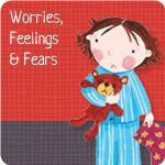 Website: recommends books to help kids deal with worries, feelings and fears (ex: bullying, being different)