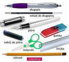 Польский язык Learn Polish, Polish Words, Polish Language, Speech And Language, Foreign Language, English Vocabulary, Logo Nasa, Grammar, Fun Facts