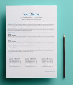 Improve your job prospects today by using our CV design service. Just click on the picture!