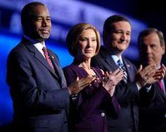 debate - REUTERS/Evan Semon