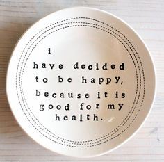 my handmade line of ceramic wares is inspired by my love for aesthetics, simplicity and words that can inspire and move us to live a good life.