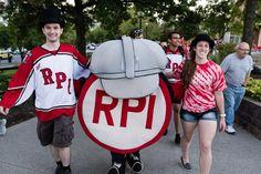 #RPIHockeyline 2014