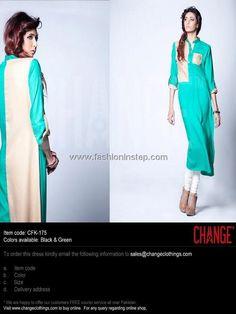 Change Casual Wear Kurtis 2013 for Girls Pakistani Casual Wear, Pakistani Outfits, Casual Chic Style, Casual Elegance, Indian Attire, Indian Wear, Casual Dresses, Fashion Dresses, Indian Fashion