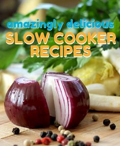 This week on the blog we're talking about one of our favorite tools for healthy eating on a busy schedule: the slow cooker! Read more at anymatic.com/blog #slowcooker #crockpot #recipes #food