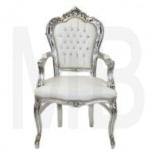 Silver Furniture, Art Deco Furniture, French Furniture, Doll Furniture, Victorian Chair, Victorian Furniture, Bling Bedroom, Contemporary Pillows, Funky Chairs
