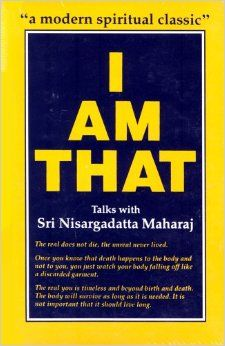 I am That: Talks with Sri Nisargadatta Maharaj: Amazon.co.uk: Maharaj Sri Nisargadatta, Sudhakar S. Dikshit, no: 9788185300535: Books