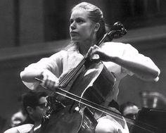 Jacqueline #cello #JacquelineDuPre