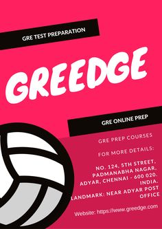 Are you preparing GRE? Taking dedicated GRE Test Preparation helps you to achieve the Desired GRE Score with the help of  Customized Study Plan and Mentor's Guidance. To know more about GRE Prep Courses, visit: https://www.greedge.com