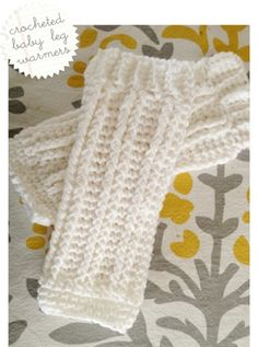 Free Baby Leg Warmer Pattern crochet-baby
