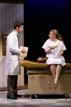 Waitress - ART - Show Photos - - Drew Gehling and Jessie Mueller Broadway Plays, Broadway Theatre, Musical Theatre, Broadway Shows, Jessie Mueller, Waitress Musical, Theatre Nerds, Dear Evan Hansen, Les Miserables