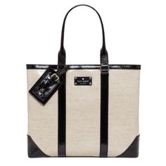 """Kate Spade's new """"Clinton Hill Dama"""" Tote - New Spring/Summer work bag?"""
