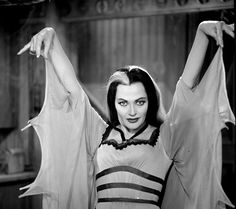 The Munsters - Lili