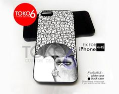 AJ 3333 Grumpy Cat Rain - Samsung Galaxy SIV Case | toko6 - Accessories on ArtFire
