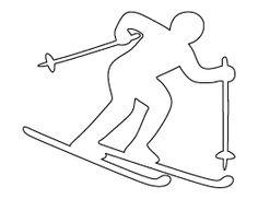 Skier Pattern
