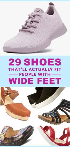 huge selection of befac 6502c 29 Shoes That People With Wide Feet Actually Swear By Business Casual Shoes  Women, Sock