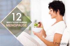 Many women struggle with a number of unwanted symptoms during menopause. Discover 12 ways to eat during menopause to get your life back. Nutrition Education, Nutrition World, Nutrition Activities, Health And Nutrition, Broccoli Nutrition, Nutrition Classes, Nutrition Guide, Menopause Age, Menopause Symptoms