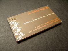 Cliente: Eliane Silva Designer (Verso) - Cartão Couché 300g laminação fosca e verniz local