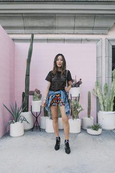 Coachella 2016 Outfits – Day 2 & 3