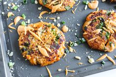 Sweet Potato Cakes with Cashew Chipotle Sauce