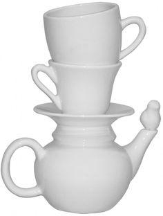 vaas Cup and Saucer invotis
