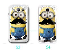 Hey, I found this really awesome Etsy listing at http://www.etsy.com/listing/151766102/despicable-me-mustache-minion-custom