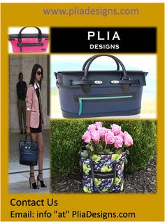 PLIA Designs takes enormous pride in the quality of the premier designer handbags, totes and leather goods that they create. They are superbly handcrafted in intricate detail to the highest standard. The quality of the material used is second to none and the leather is buttery soft.
