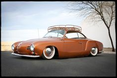 Low light Ghia by Timm Eubanks on 500px