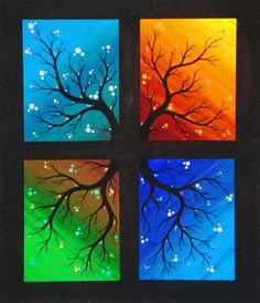 Story of the Seasons 8x10 Gothic Fantasy TREE Matte by Magisterian, $10.00