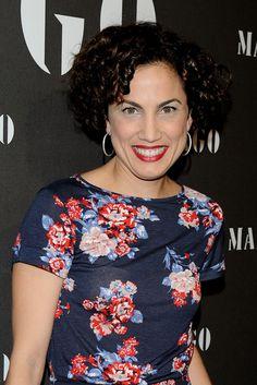 Toni Acosta Short Curls