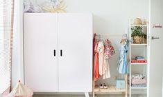 Pokój Fasinki i kącik Leo Pastel Nursery, Fantasy Bedroom, Kids Room Organization, Toddler Rooms, Kids Corner, Little Girl Rooms, Fashion Room, Kid Spaces, Kids Bedroom