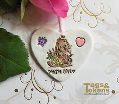 Air Dry Clay products made and sold to aid funding for our local animal charity. Visit the Shop: www.tagsandtokens.co.uk