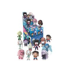 Steven Universe Mystery Mini : Case of 12