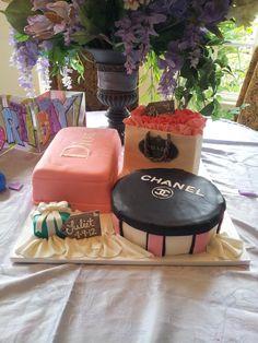 Jenise's Cakes and Bakes  Fashionista Cake