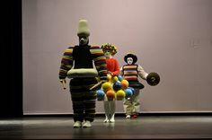 Ballet Triádico de Oskar Schlemmer (Bauhaus)