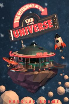 Restaurant at the End of the Universe on Behance