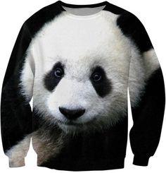 Panda Crewneck Sweatshirt