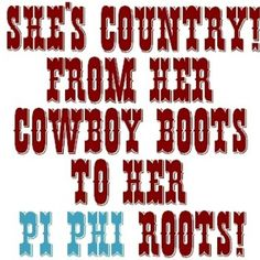 Love this!! Phi Mu roots though, of course.