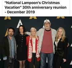 Griswold Family Christmas, Lampoons Christmas, Lampoon's Christmas Vacation, National Lampoons, 30th Anniversary