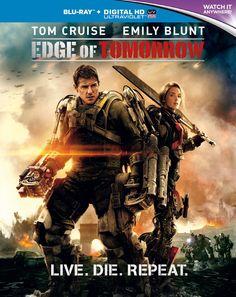 BARGAIN Edge of Tomorrow Blu-ray + UV Copy Pre-order £13 at Amazon CHEAPEST UK PRICE - Gratisfaction UK