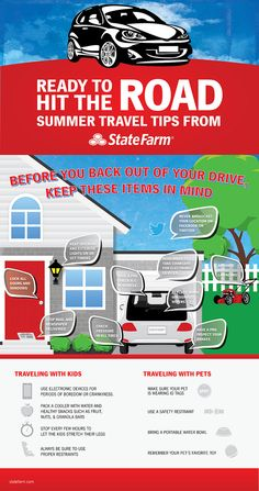 Summer Road Safety Tips (giveaway ends 7/20/14) - She Scribes