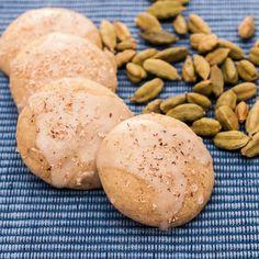 Cardamom Spiced Cookies