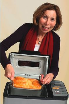 Learn how to bake gluten-free bread in a bread machine with Beth our Food Editor!