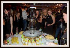 Hyr en Chokladfontän STHLm Gift Lounge Finest Awards
