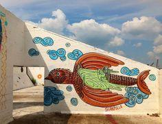 street art, urban art, graffiti art, urban artists, wall mural.