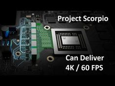 Xbox Project Scorpio Has Enough Power To Deliver 4K/60 FPS - Dev Says