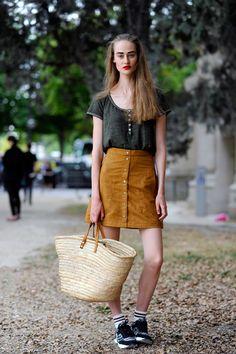 Paris – Anna Rose. @womenmgmt, @annaroosvw, @women_paris, #PFW, #Fashion, #France, #FW15, #HauteCouture, #Moda, #Mode, #Model, #Models, #ModelsOffDuty, #Paris, #Street, #StreetStyle, #Style, #Woman, #Women Photo © Wayne Tippetts