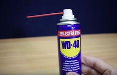 Heb jij al WD-40 in huis? Gebruik het voor deze 15 dingen! - Tipchasers