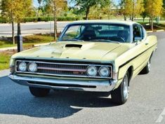 Rare 1969 ford torino gt well documented